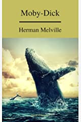 Moby Dick:a classics illustrated edition Kindle Edition