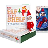The Elf on the Shelf: A Christmas Tradition Boy Scout Elf (Blue Eyed) with Claus Couture Collection Totally Tubular Snow Set