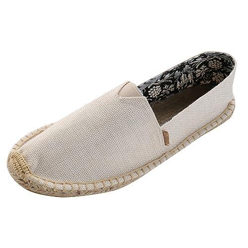 Alexis Leroy Zapatilla Original Estilo Alpargatas para Hombre: Amazon.es: Zapatos y complementos