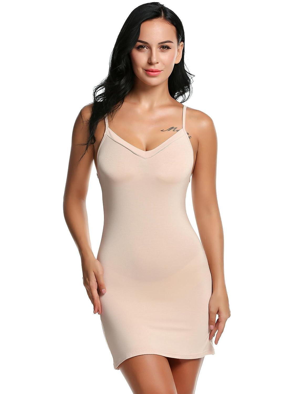Buy CINUE Slips for Dresses Full Length Slip Womens Slips Under