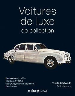 Voitures de luxe de collection (Voitures de collection)