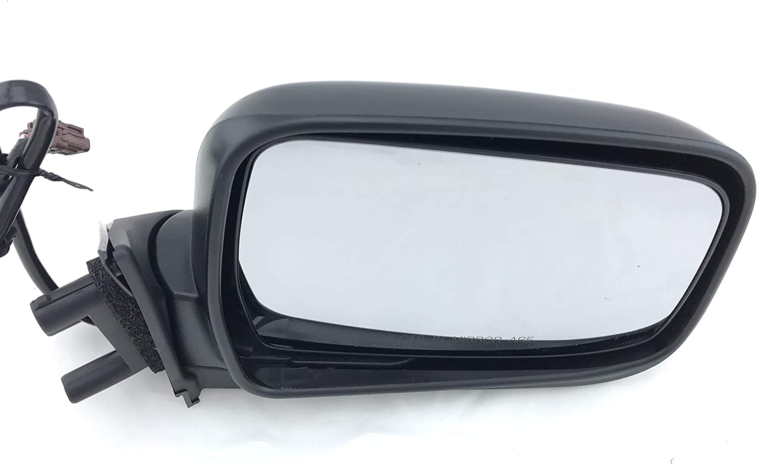 NI1321140 Passenger Side Right Rear View Mirror Replacement for Nissan//Datsun Frontier 98-04 //XTERRA 00-04 Parts Link # OE:963013S500