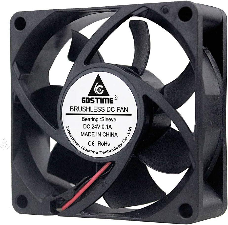 Cooler fan 70mm x 70mm x 25mm. 24v