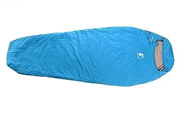 alvivo Saco de dormir Light 12 microfibra 220 cm: Amazon.es: Deportes y aire libre