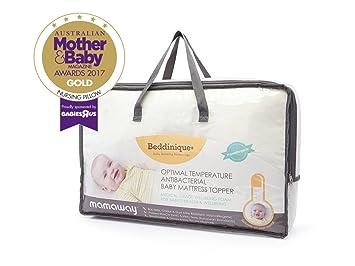 Amazoncom Mamaway Medical Grade Hypoallergenic Foam Crib Mattress
