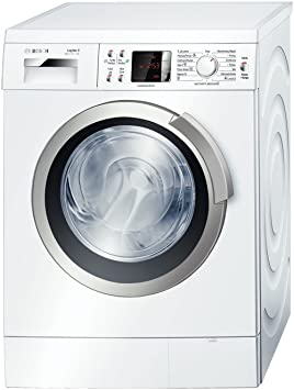 Bosch WAS24420EE Independiente Carga frontal 8kg 1200RPM A+ Blanco - Lavadora (Independiente, Carga frontal