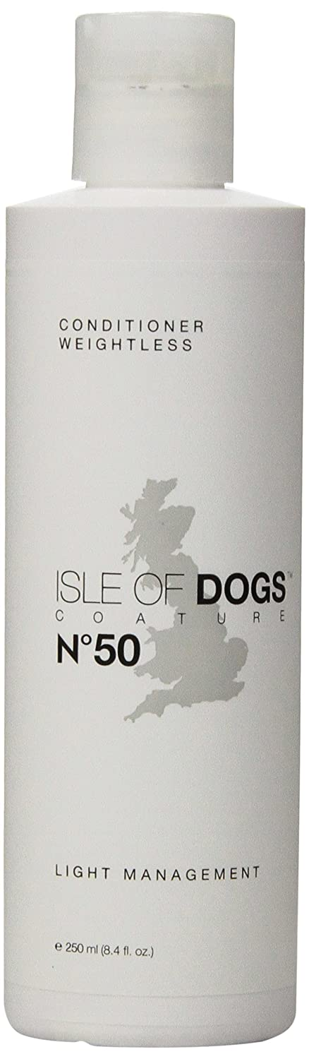 Isle of Dogs Coature No. 50 Light Management Dog Conditioner for Dry Hair 8.4 oz.