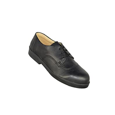Jallatte - Calzado de protección de Piel para hombre, color Negro, talla 37 EU