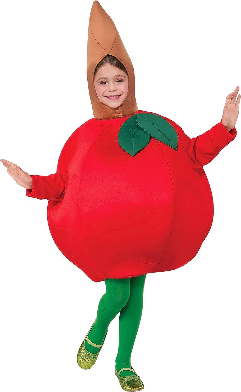 Forum Novelties Kid's Red Apple Costume