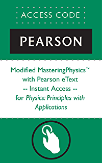 Physics principles with applications 7 douglas c giancoli modified masteringphysics with pearson etext instant access for physics principles with fandeluxe Gallery