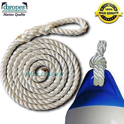 Amazon com : Fender Whip - Fender Line 100% Nylon Rope 3/8