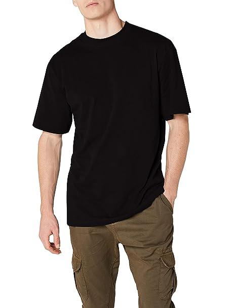 buy popular 67205 c1d58 Urban Classics Herren T-Shirt Tall Tee lang geschnittenes Shirt für Männer  bis Größe 6XL