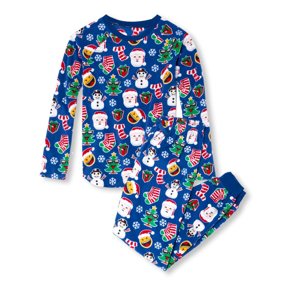 efd33af13a47a The Children's Place Unisex Adult Christmas Pajama Set at Amazon ...
