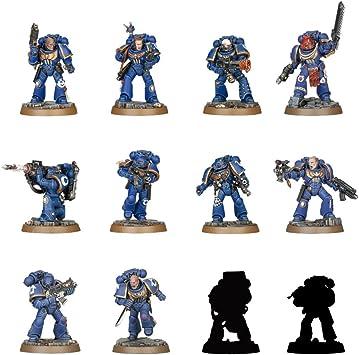 Warhammer 40K Space Marine Heroes Series 1 Brother Vanial