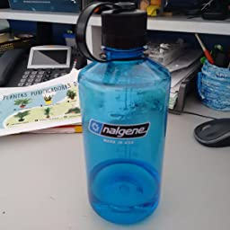 Nalgene Trinkflasche Everyday Bidón con Boca Estrecha 1 l, Unisex ...