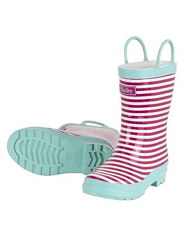 571651b8de136 Hatley Pink Stripe Rain