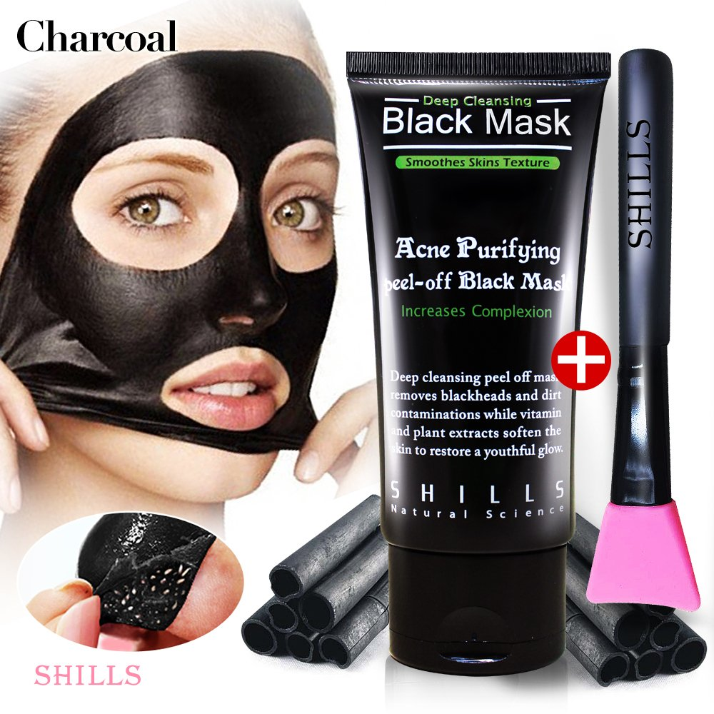 Diy Face Mask Activated Charcoal Powder Deep Cleanse Detox: Amazon.com: Charcoal Toothpaste By BlackMagic