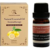 TKH Lemon Pure Essential Oil Therapeutic Fruit/Plant Essence Extracted 10ml Pressure Release…