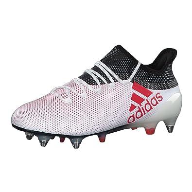 adidas Ace 17.1 FG, Chaussures de Football Homme, Plusieurs Couleurs (Narsol/Negbas/Rojsol), 45 1/3 EU