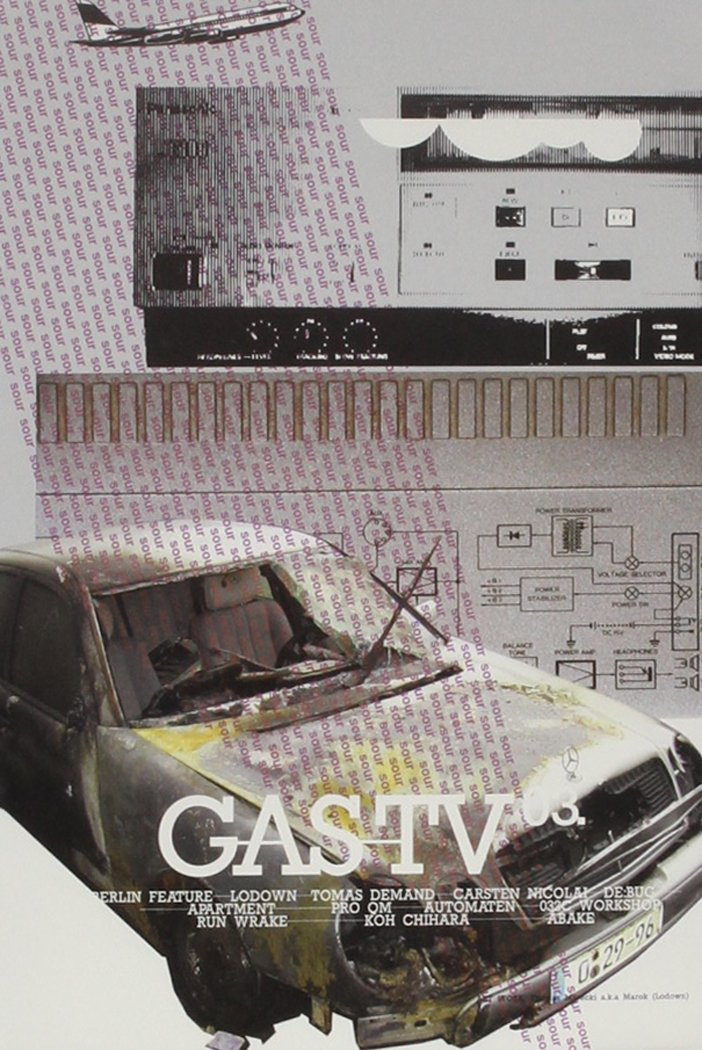 Gas Tv 03 (GAS TV Series) by Design Exchange