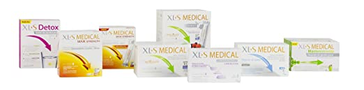 Amazon.com: Xls Medical Max Strength Dietary Supplement 60 Stick: Health & Personal Care