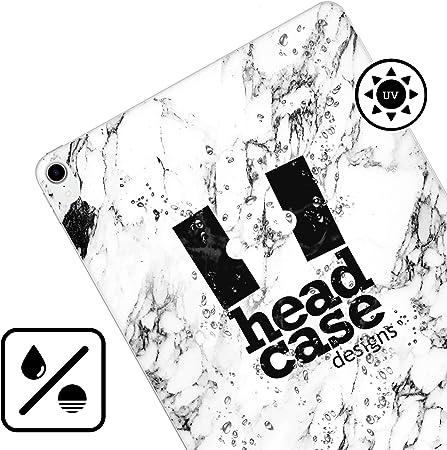 Head Case Designs Official Alyn Spiller Plain Carbon Fiber Matte Vinyl Sticker Skin Decal Cover Compatible for  Kindle Oasis