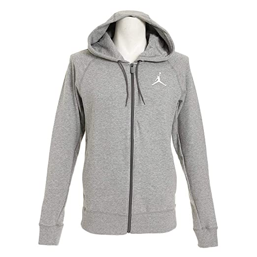 c32328a6554750 Amazon.com  Nike Men s Jordan Flight Lite Full Zip Hoodie  Sports   Outdoors