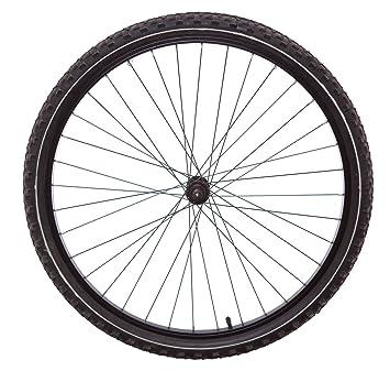 """WD 26 """"Delantero para Bicicleta MTB Rueda Maciza (Eje de incluye 26 x"""