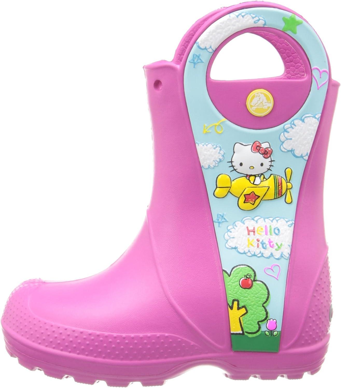 Crocs Girls Handle It Hello Kitty Planes Boot