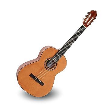 Calida cadete - Guitarra de concierto 7/8 Cedro (Escala: 632 mm ...