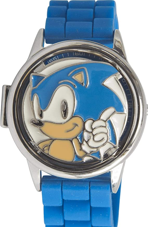 Watch Sonic The Hedgehog Blue Spins
