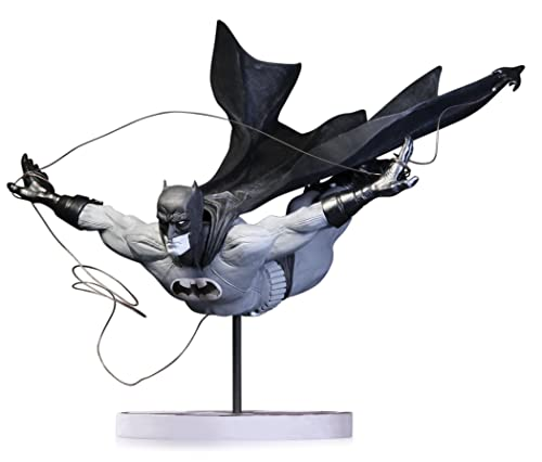 DC Collectibles Batman Black and White Dick Grayson as Batman by Jock Second Edition Statue