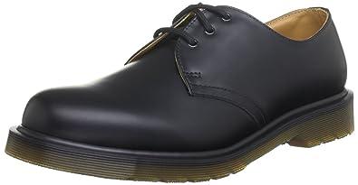 Dr Martens 1461 Smooth Chaussures (Mono Noir) - 45 EU 6hP0MUB