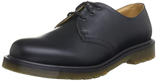 ada7095189d Dr. Martens 1461PW Smooth Black