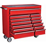 """ROLLER CABINET 2633 LB CAPACITY INDUSTRIAL QUALITY 13 DRAWER 44"""""""
