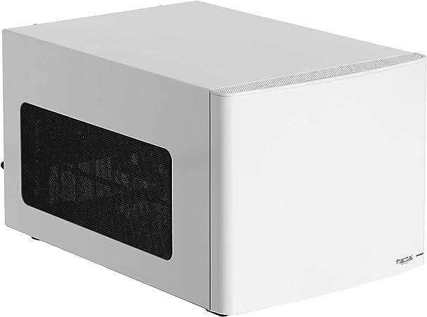 Fractal Design Node 304 - Caja de Ordenador de sobremesa (2 x USB 3.0, 1300 RPM, 3.5