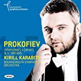 Prokofiev: Symphonies Nos 4 Op.47 (1930 version) & 5 Op.100, Dreams Op.6