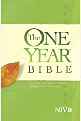 The One Year Bible NIV Kindle Edition