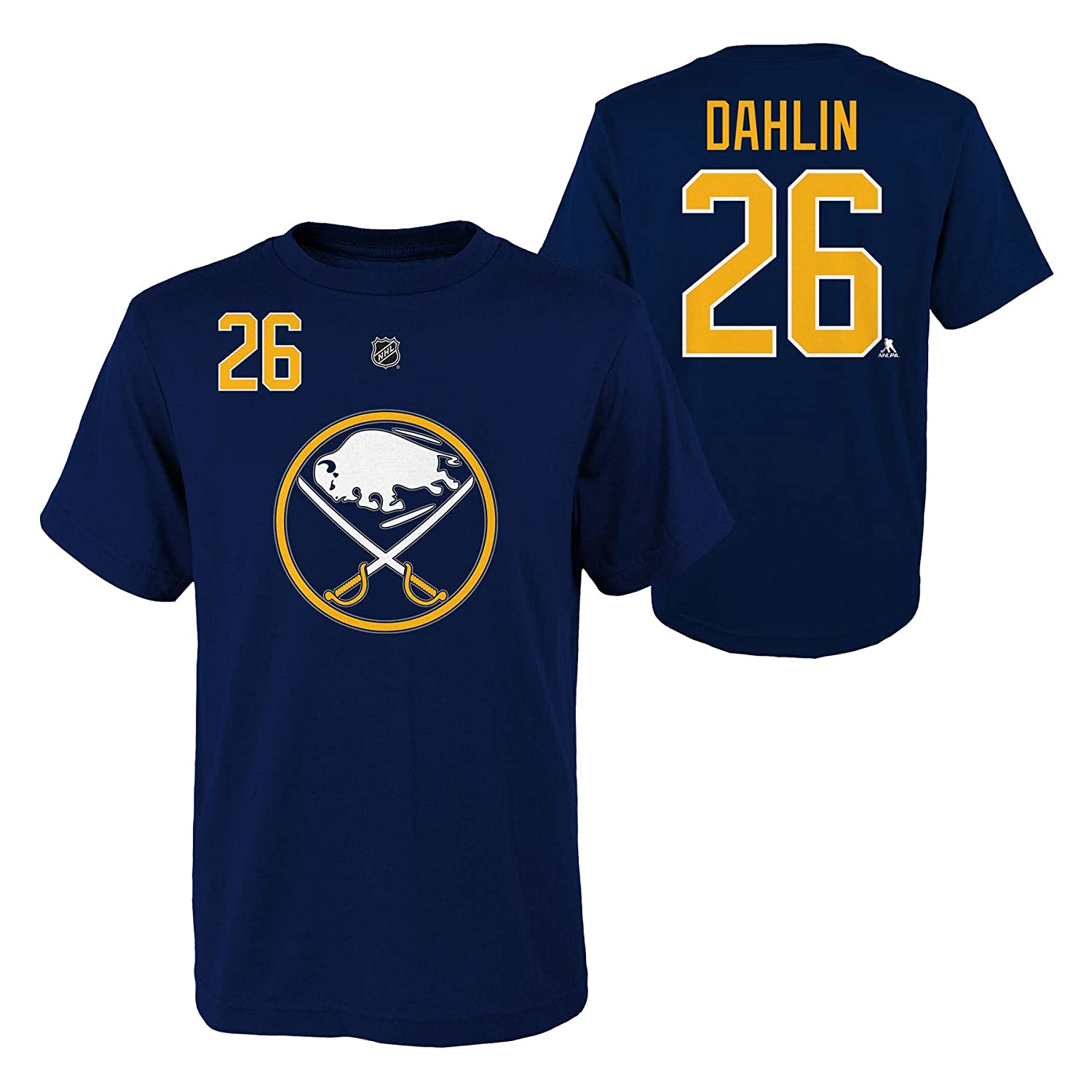 super popular 2953c f64c0 Amazon.com : Football Fanatics Buffalo Sabres Rasmus Dahlin ...
