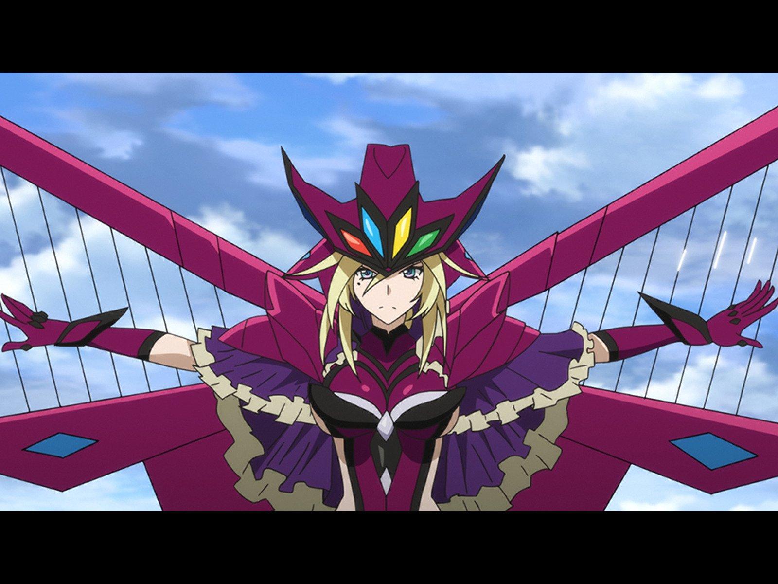 Amazon Co Jp 戦姫絶唱シンフォギアgxを観る Prime Video