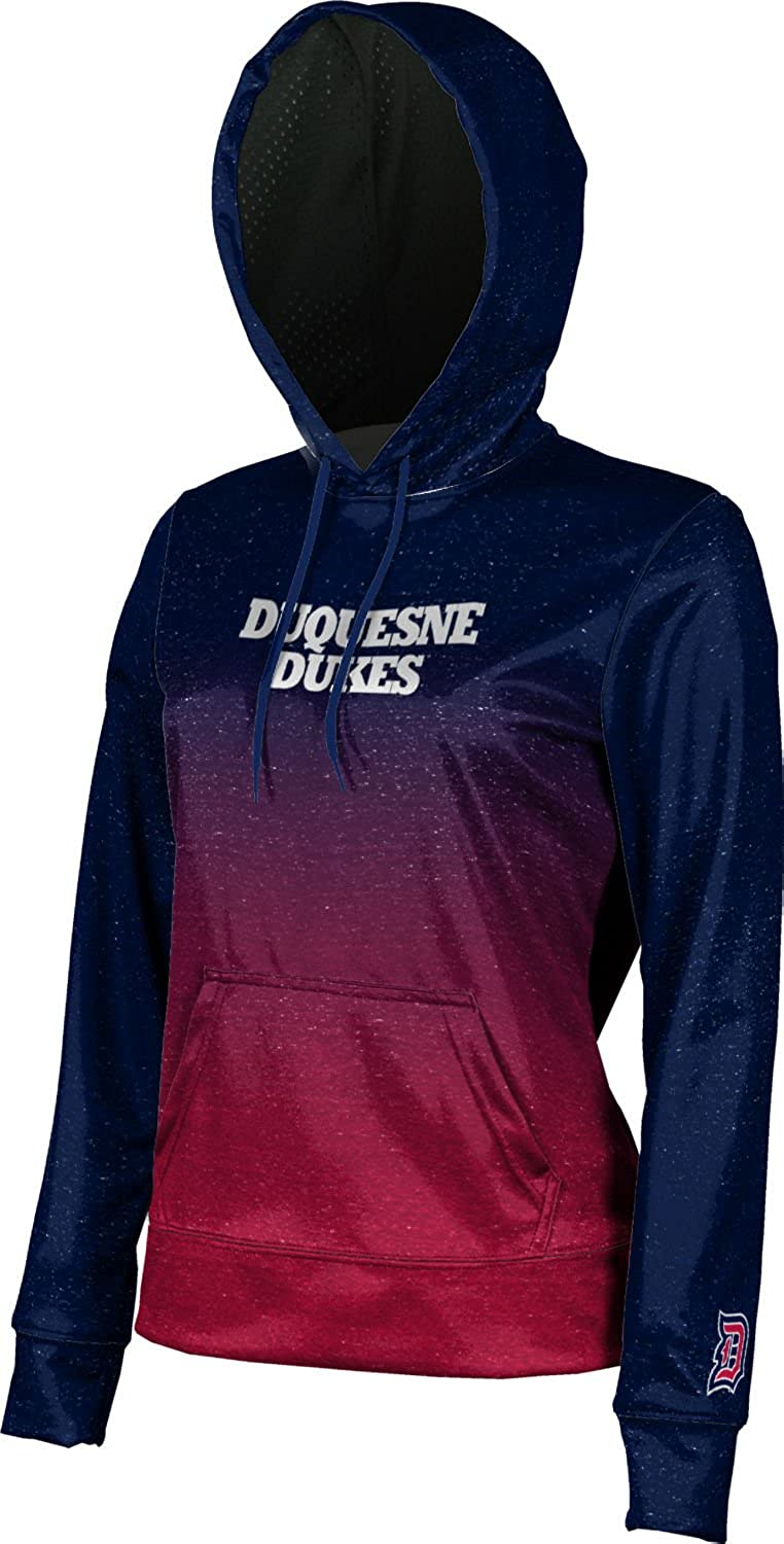 School Spirit Sweatshirt Gradient ProSphere Duquesne University Girls Pullover Hoodie