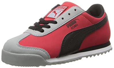 ef7a61e5a89 PUMA Roma SL NBK Junior Sneaker (Little Kid Big Kid)