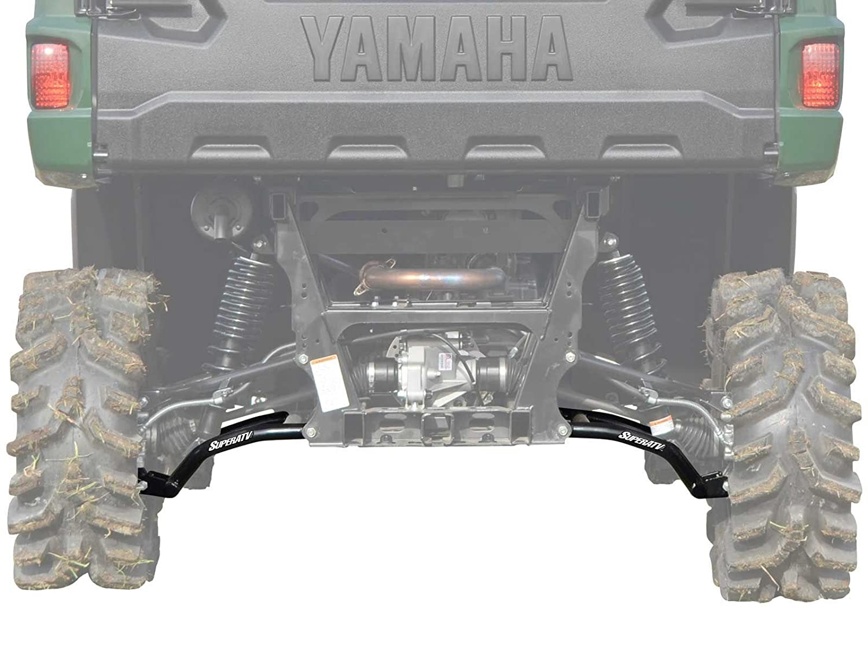 Amazon.com: SuperATV Yamaha Viking 700 High Clearance Rear Lower A-Arms  (2013+) - Black: Automotive