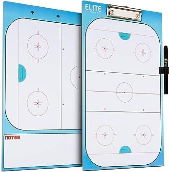 Amazon.com: Elite Clipboards - Pizarra de borrado en seco de ...