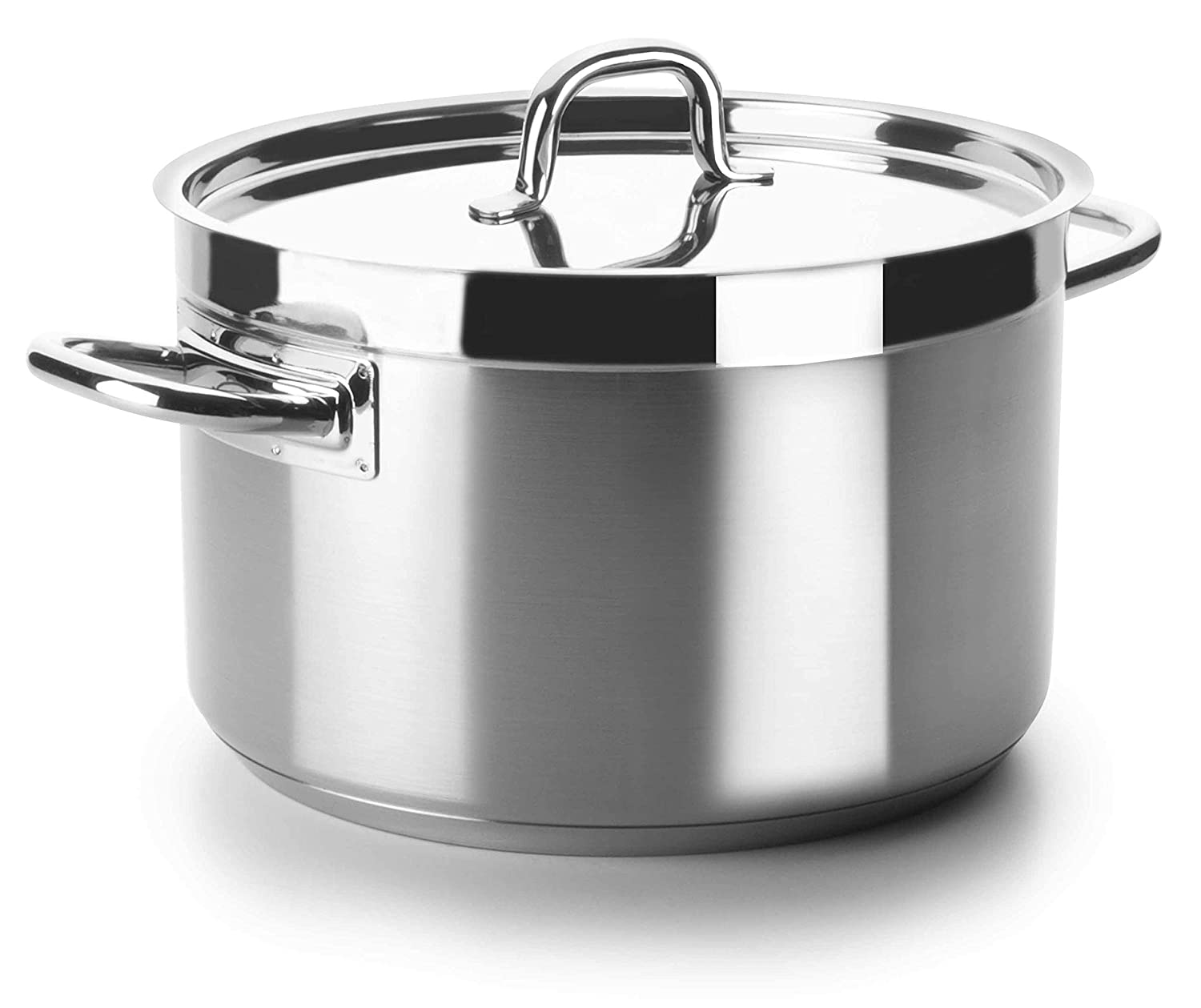 Lacor-54029S-DEEP CASSEROLE WITHOUT LID D.28 CHEF LU Lacor Menaje Profesional S.L. Lacor_54029S