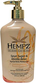 product image for Hempz Spun Sugar & Vanilla Bean Herbal Body Moisturizer