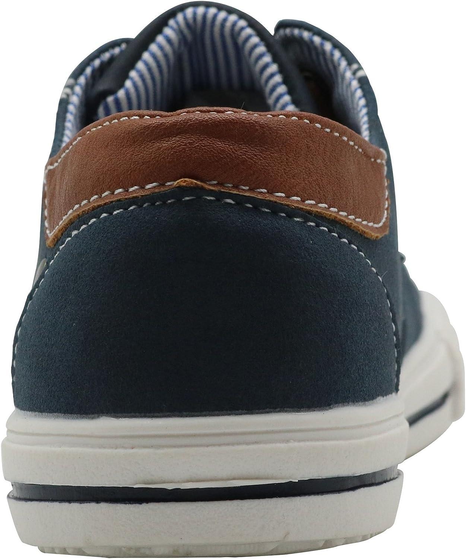 Apakowa Kids Boys Light-up Casual Sneaker Shoes Toddler//Little Kid