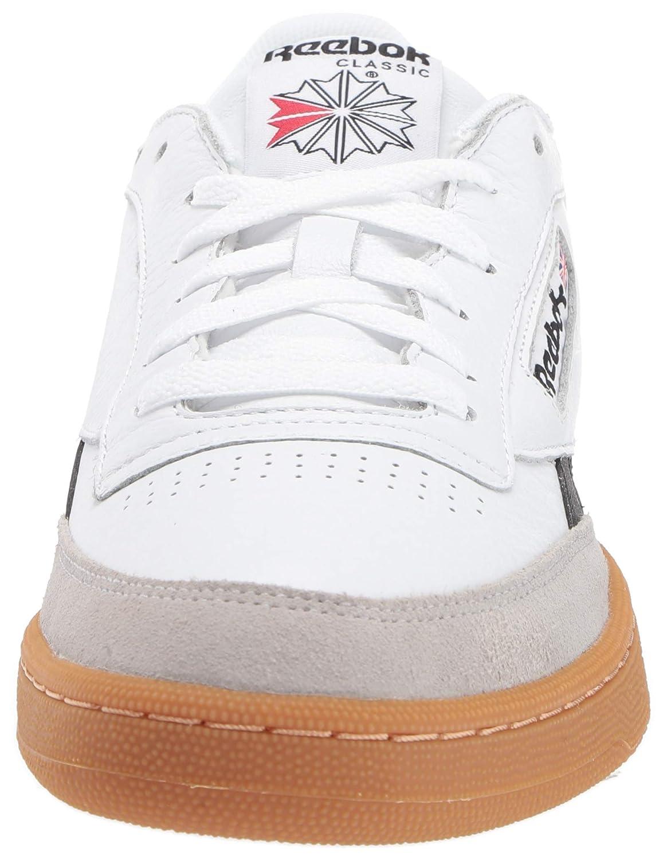 Reebok Mens Revenge Plus Gum Sneaker