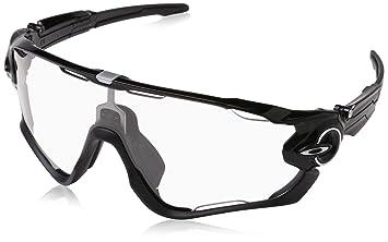 3c962fbb9f Amazon.com  Oakley Men s Photochromic Sunglasses Black  Clothing