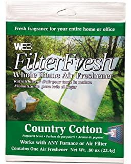 Wonderful WEB FilterFresh Whole Home Country Cotton Air Freshener